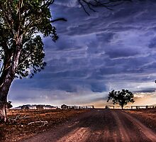 Storm Rolling In by Candice O'Neill