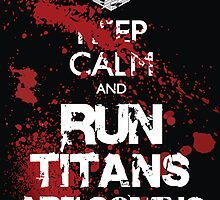 KEEP CALM RECON CORPS white text by spidersniper