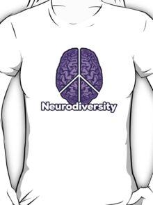 Peace of Mind - Neurodiversity T-Shirt