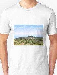 Sithonia Halkidiki Greece landscape T-Shirt