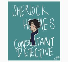 The Consultant Detective by jjocd