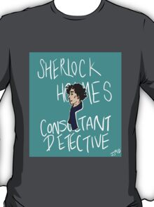 The Consultant Detective T-Shirt