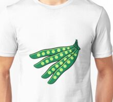 Vegetables beans organic garden Unisex T-Shirt