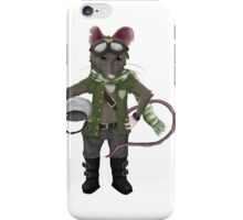 The Mouse Pilot iPhone Case/Skin