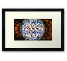 AA166 Abstract Framed Print