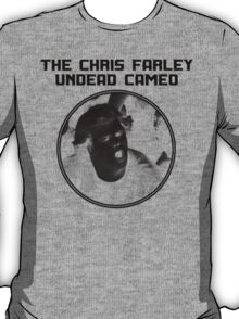 THE CHRIS FARLEY UNDEAD CAMEO - 1 COLOR T-Shirt