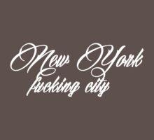 New York F****** City by WAMTEES