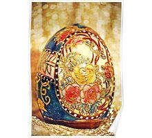 Elegant Egg Poster
