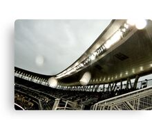 Stadium - Light Rain Canvas Print
