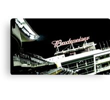 Stadium - Advertising Canvas Print