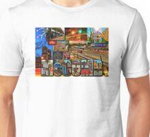 McComb MS Postcard 2 Unisex T-Shirt