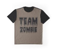 TEAM ZOMBIE by Zombie Ghetto Graphic T-Shirt