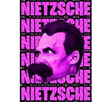 Nietzsche -  Face / Nietzsche Photographic Print