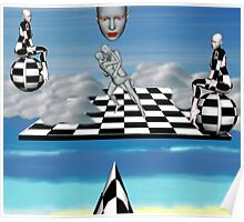 The dream of a chess player Poster