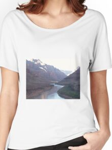 GRAND CANYON USA 2007 Women's Relaxed Fit T-Shirt
