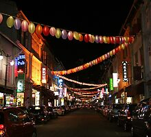 Chinatown in Singapore by justineb