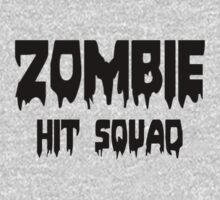 ZOMBIE HIT SQUAD by Zombie Ghetto Kids Tee