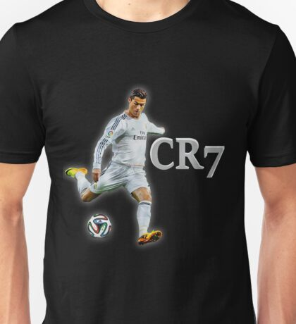 Ronaldo Real Madrid Unisex T-Shirt