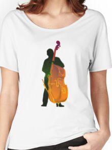 Jazz Bassman Women's Relaxed Fit T-Shirt