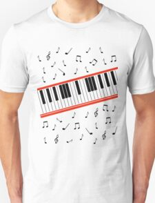 Beat It Piano T-Shirt