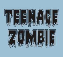 TEENAGE ZOMBIE by Zombie Ghetto Kids Tee