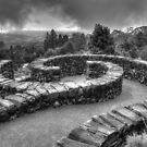 Portal on Mt Tomah by Chris Allen