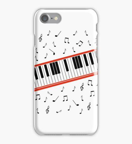 Beat It Piano iPhone Case/Skin