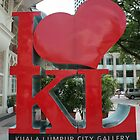 I heart KL by justineb