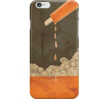 Orange Dreamscicle iPhone Case/Skin