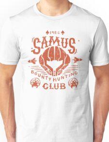 Samus Bounty Hunting Club T-Shirt