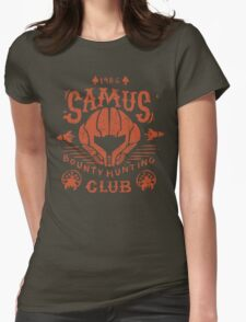 Samus Bounty Hunting Club T-Shirt