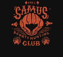 Samus Bounty Hunting Club Unisex T-Shirt