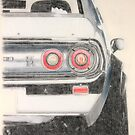 Skyline GTR by Peter Brandt