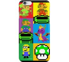 Pixel Madness! iPhone Case/Skin