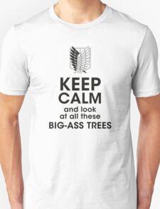 Keep Calm - black T-Shirt