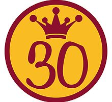 Logo Crown Prince of King Queen Princess 30 by Style-O-Mat
