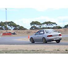 2014 Oz Gymkhana Round 1 - #35 Subaru WRX Photographic Print