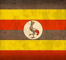 Uganda Flag by flaglover