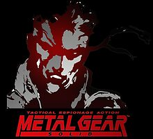 Metal Gear Solid V by osoep008