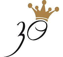 Crown King Queen 30 Princess by Style-O-Mat