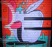 Snail by StreetArtCinema