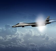B1 Supersonic by James Biggadike