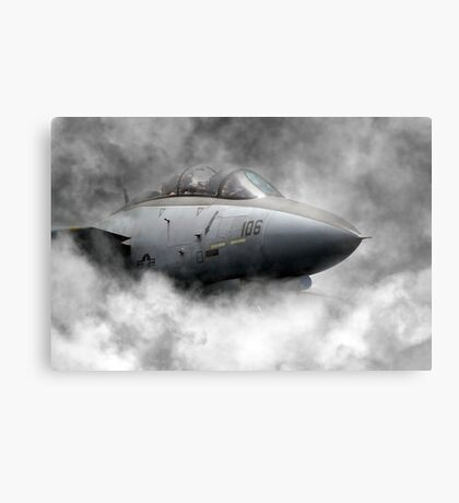 Tomcat Launch Canvas Print