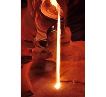 Antelope Canyon Light Photographic Print
