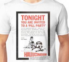 HALLUCINATION GENERATION Unisex T-Shirt