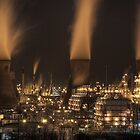 Grangemouth Refinery (5) by Karl Williams