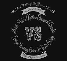 The Battle of the Greasy Grass Unisex T-Shirt
