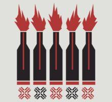 Ukraine Molotov cocktail T-Shirt
