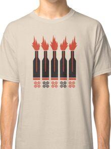 Ukraine Molotov cocktail Classic T-Shirt