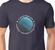 Talented Loving Stars 2 Unisex T-Shirt